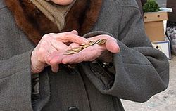 Денег на пенсии крымчанам нет
