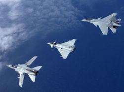 Украина начала масштабные учения боевой авиации