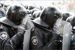 МВД: милиция может вновь применить силу по решению суда