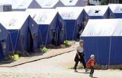 Число переселенцев в Украине приближается к 100 тысячам – ООН