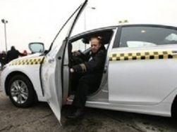 В Киеве обнаружили подпольный таксопарк на сотни машин