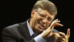 Билл Гейтс будет добывать электричество из мочи
