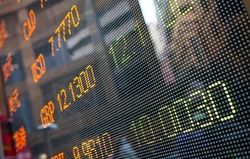 Фондовый рынок РФ зафиксировал приток капитала в 59 млн долларов