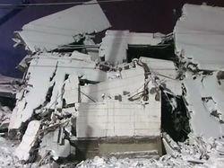 В Севастополе рухнула крыша путинского кадетского корпуса, есть жертвы