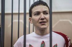 Завтра Надежду Савченко перевезут из СИЗО в городскую больницу