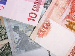Курс рубля падает перед заседанием ЕЦБ
