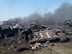 Обстрел сил АТО из «Градов» в Зеленополье корректировали со спутника