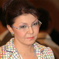 Дочь Назарбаева стала вице-спикером парламента Казахстана