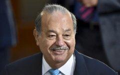 Некогда самый богатый в мире Карлос Слим потерял за год 20 млрд. долларов