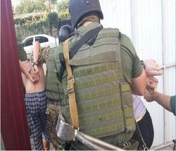 Спецназ СБУ задержал особо опасных террористов в Запорожье