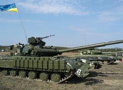 Т-64 и БТР-70 под Харьковом: Украина провела учения на границе с РФ