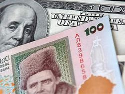 Курс доллара на межбанке Украины торгуется по 9,10 гривны