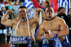 Футбольные фанаты Европы едут на Евромайдан