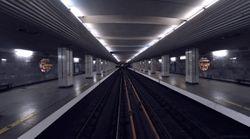 Пьяный мигрант из Узбекистана остановил метро в Новосибирске
