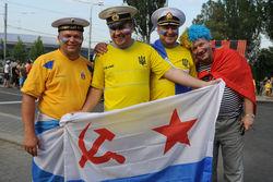 Украина будет требовать исключения России из УЕФА и ФИФА