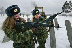 Молодежи РФ нравятся армия и спецслужбы
