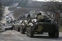 РФ усилит военную группировку в Крыму