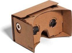 Поставки VR-шлема Google Cardboard бьют рекорды
