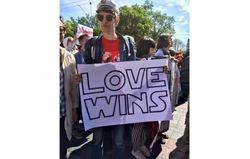 Гей-парад в Киеве завершился без особых происшествий