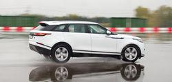 Velar – инновационный внедорожник от Range Rover