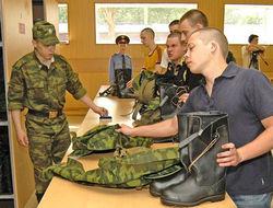 В Москве рассчитывают, что призывники из Чечни поднимут боевой дух армии