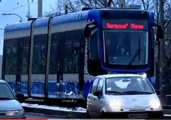 В 2017 году Киев выделит на покупку трамваев 2 миллиарда гривен