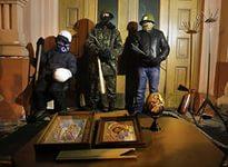 В Одессе готовятся к возможному захвату админзданий
