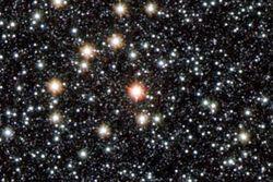 Астрономы опубликовали фото коричневого карлика в неизвестной части космоса