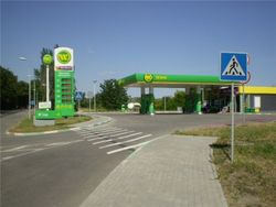 На Донбассе может начаться бензиновый кризис