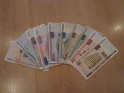 Курс белорусского рубля снизился к фунту и канадскому доллару