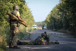 В Иловайске батальоны держатся, Новоазовск сдан