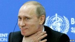 Интересно, за кого голосовал Путин?