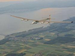 Кругосветка самолета на солнечной энергии продолжается – курс на Китай
