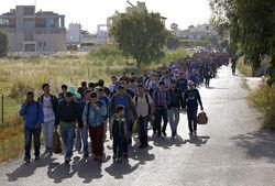 Европа может депортировать сотни тысяч мигрантов – СМИ