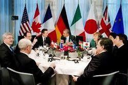 G7 заседает без России