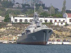 Присвоенным кораблям ВМС Украины в Крыму дадут новые названия
