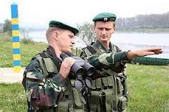 Пограничникам Украины сегодня нелегко