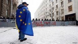 Соглашение с РФ отодвинуло ассоциацию Украины с ЕС на далекую перспективу