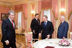 Смогут ли четыре президента вывести Украину из политического кризиса