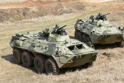 У боевиков Донбасса скоро появятся БТРы с кондиционерами?