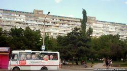 В столице аннексированного Крыма появилось граффити с антироссийским подтекстом
