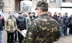 В Украине началась шестая волна мобилизации