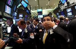 Новогодний обвал индекса Dow Jones стал рекордным за 119 лет