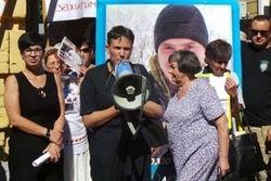 Украинцы устали от Савченко