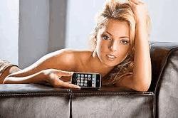 Новенький айфон или секс?