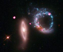 """Эллиптические галактики исчерпали свои """"газовые запасы"""" еще миллиарды лет назад"""