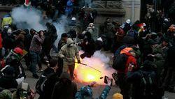 Задержанных активистов в Киеве обвинили в тяжких преступлениях