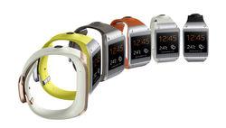 Samsung показала «умные» часы Galaxy Gear 2 и Gear 2 Neo