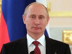 """""""The Times"""" назвала Путина человеком 2013 года"""
