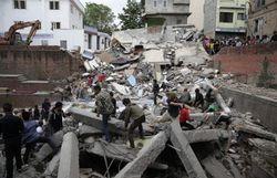 Свыше сотни людей погибло в Индии и Непале вследствие землетрясения